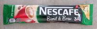 เนสกาแฟ เบลนด์ แอน บลิว 3 in 1 - Product - th
