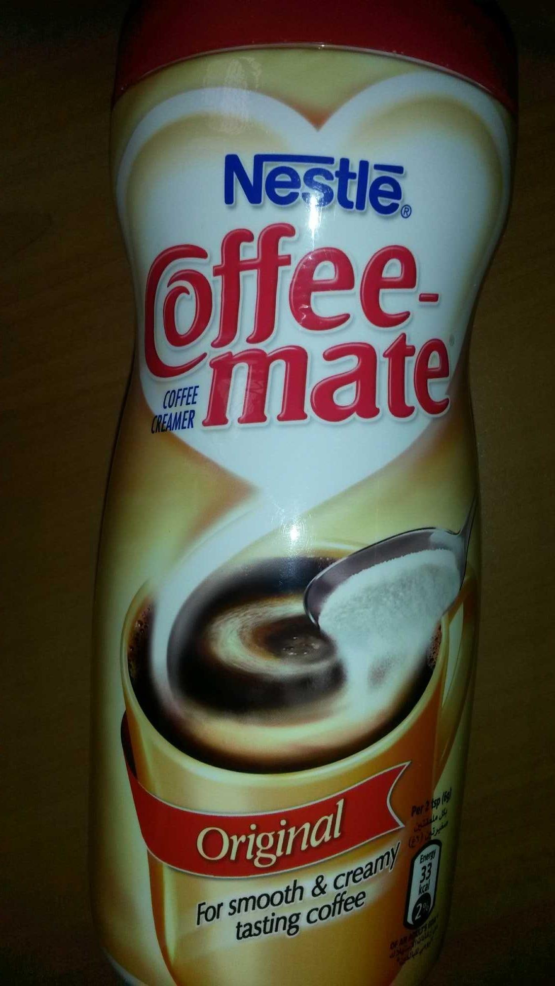 Nestle Coffee Mate Coffee Creamer Original - Product - fr