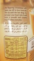 Nestle Coffee Mate Coffee Creamer Original - Nutrition facts - en