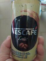 Nescafe Latte Can 180ML - Product - en