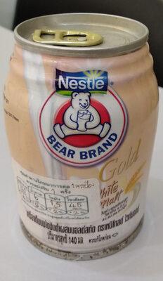 เครื่องดื่มนมผสมมอลต์ ตราหมีโกลด์ - Product