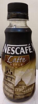 เนสกาแฟ ลาเต้ - Product