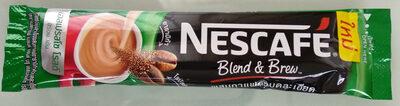 เนสกาแฟ เบลนด์ แอน บลิว เอสเปรสโซ โรสต์ - Product