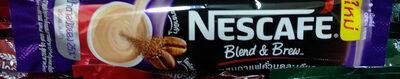 เนสกาแฟ เบลนด์ แอนด์ บลิว สูตรน้ำตาลน้อย - Product