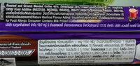 เนสกาแฟ เบลนด์ แอนด์ บลิว สูตรน้ำตาลน้อย - Nutrition facts