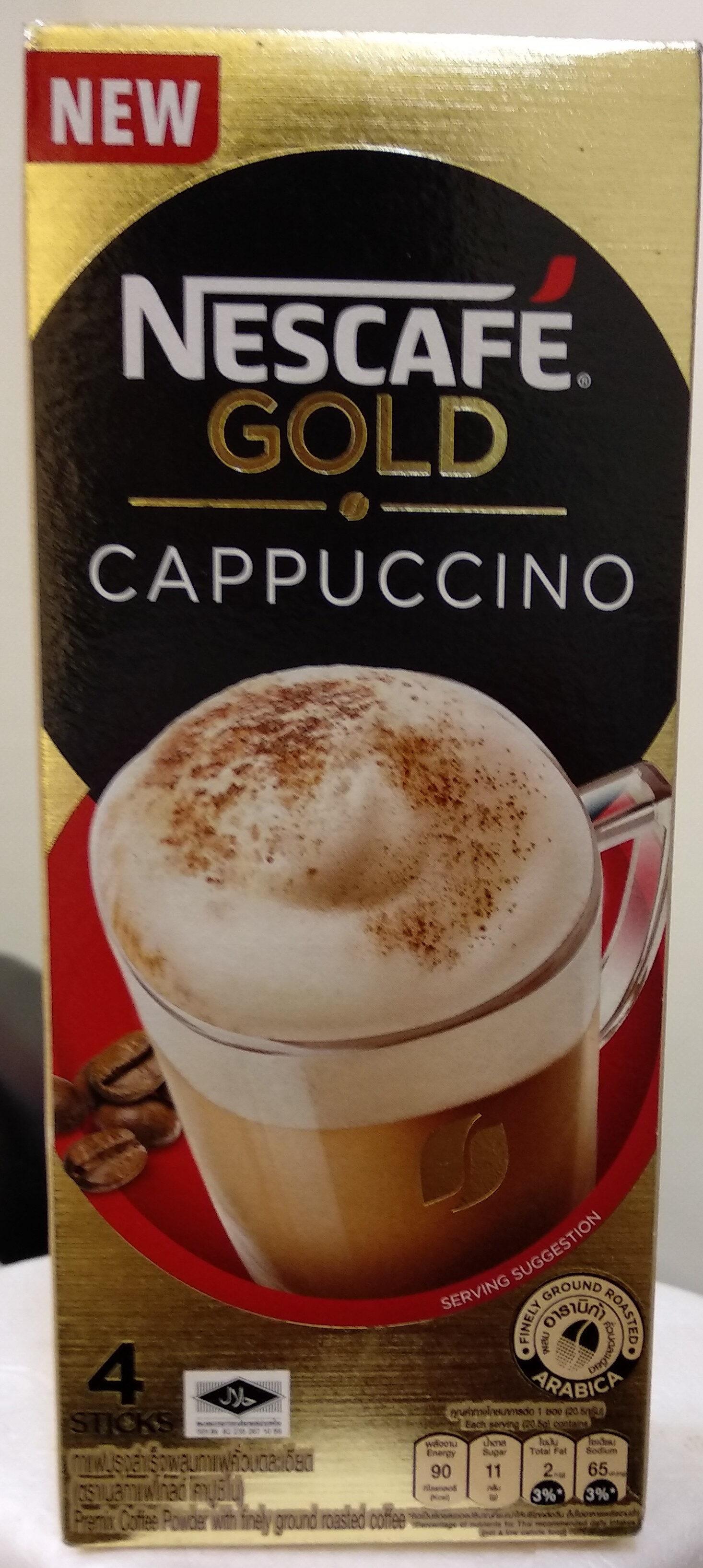 เนสกาแฟโกลด์ คาปูชิโน - Product