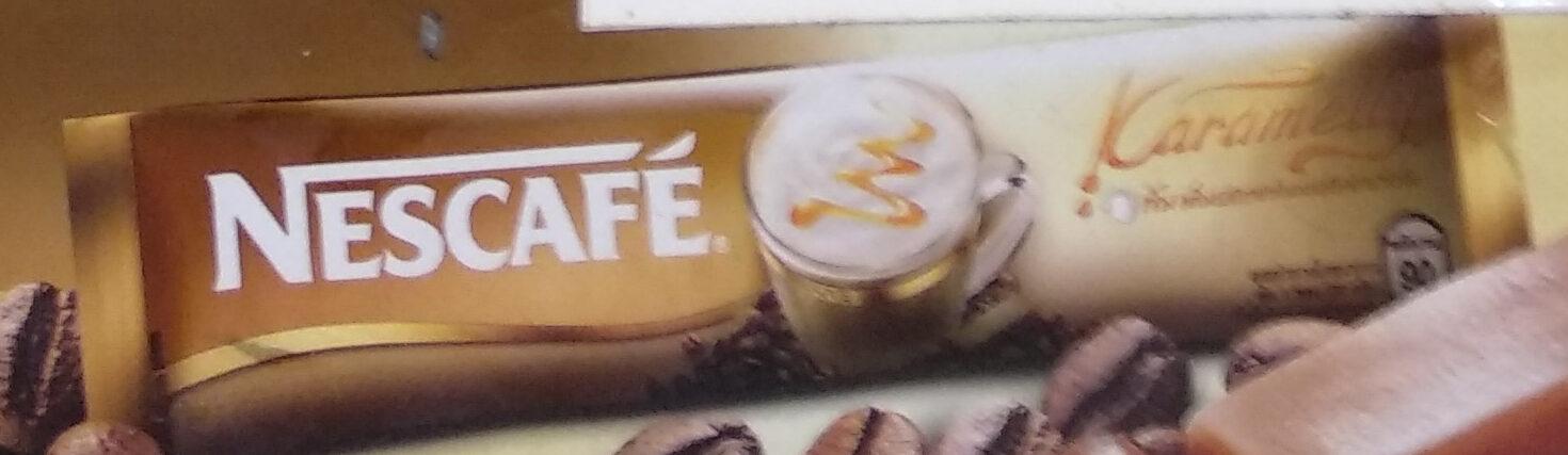 เนสกาแฟ คาราเมลลี่ 3-1 - Product