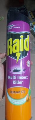 Raid - Product - km