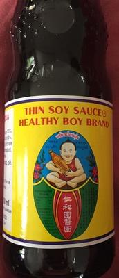 Sauce de soja - Thin Soy Sauce - Product