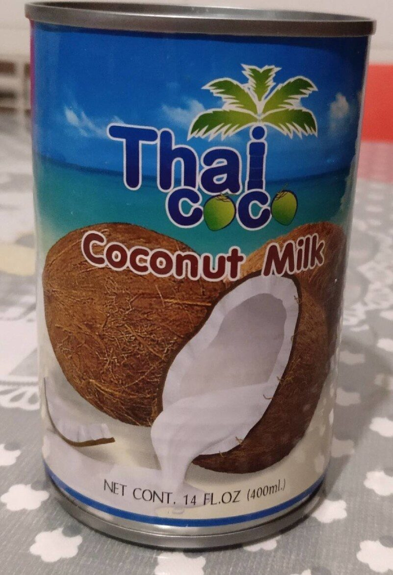Thai coco - Producto
