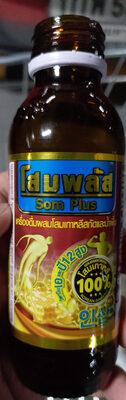 เครื่องดื่มโสมเกาหลีสกัดและน้ำผึ้ง - Produit
