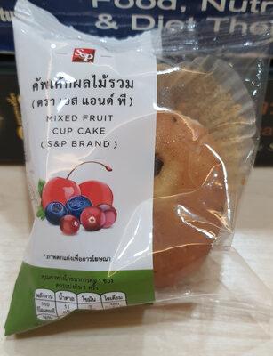 คัพเค้ก ผลไม้รวม - Product - th