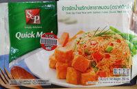 ข้าวผัดน้ำพริกปลาซาลมอน - Product