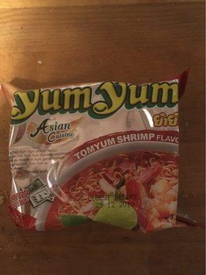 Yumyum Tum Yum Crevette - Produit