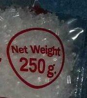 ผงชูรส ตราถ้วยแดง - Ingredients