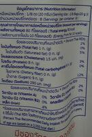 หมูแผ่นกรอบ ตรา ส.ขอนแก่น - Valori nutrizionali - th