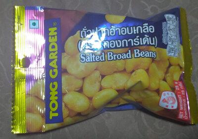 Salt Broad Beans - Product - en