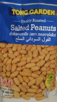 Salted Peanuts  [only one image] - Product