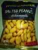 salted peanuts - Product