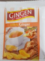Gingembre - Product
