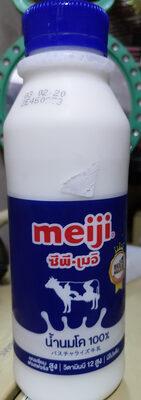 นมจืด meiji - Prodotto - th
