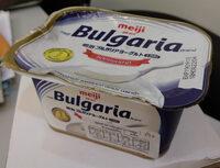 โยเกิร์ตชนิดก้อน รสธรรมชาติ ตราเมจิบัลแกเรีย - Product