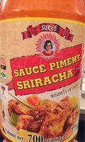 Sauce piment  sriracha - Producte
