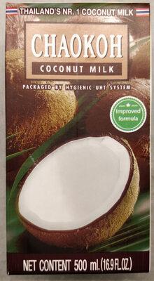 Chaokoh 100% Coconut Milk, Kokos - Produkt - de