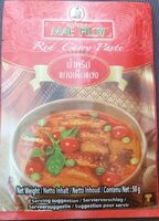 Mae Ploy, Red Curry Paste - Product