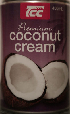 Coconut cream - Produit - fr
