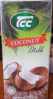 coconut milk - Prodotto - fr