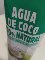 Agua de coco - Prodotto - en