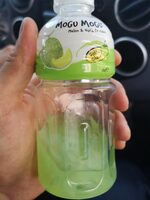 Mogu Mogu, Melon et nata coco - Product - en