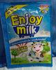นมอัดเม็ด ตราเอ็นจอยมิลค์ - Product