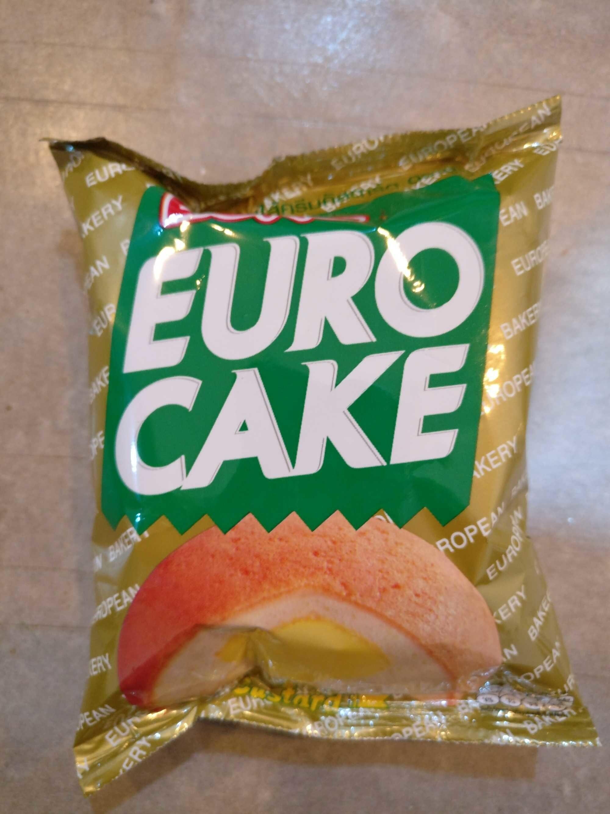 ยูโร่คัสตาร์ดเค้ก - Produit - fr