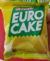 ยูโรเค้กครีมกล้วยหอม - Produit - th
