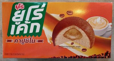 ยูโร่เค้ก คาปูชิโน - Produit - th