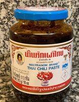Thai Chili Paste - Product - en