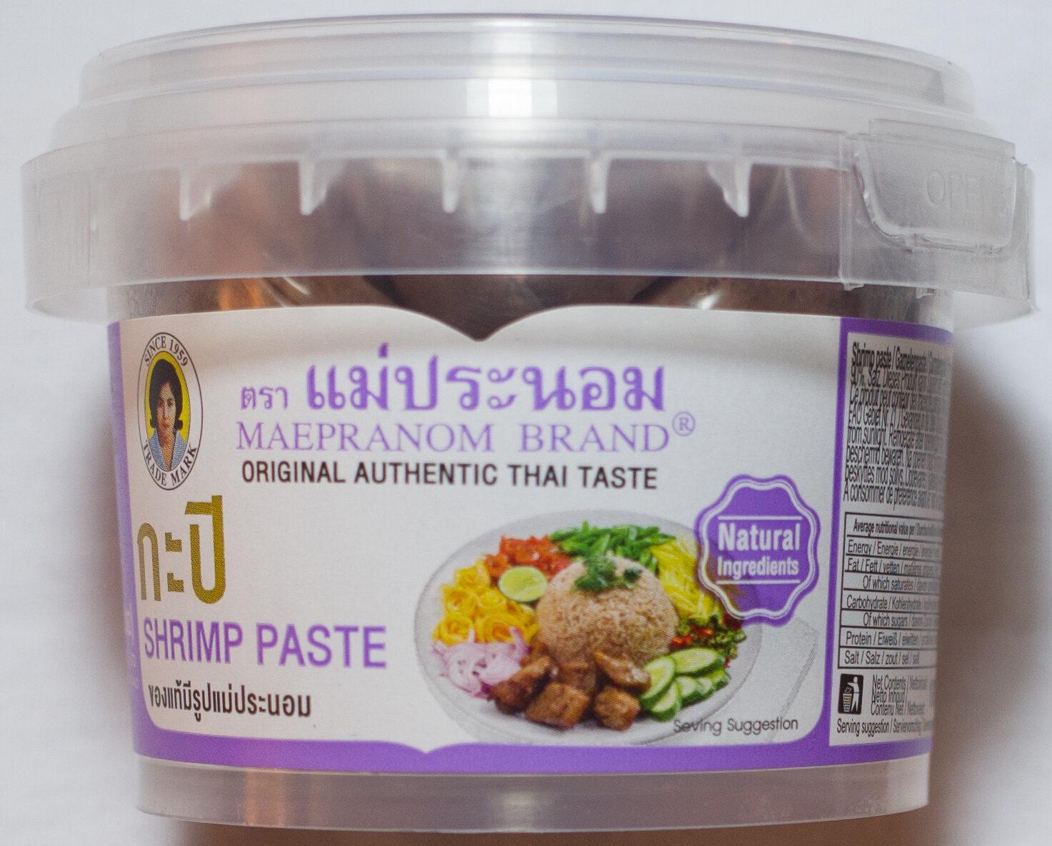 Pate De Crevette Mae Pranom - Produkt - de