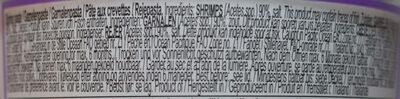 Pate De Crevette Mae Pranom - Inhaltsstoffe - de
