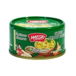 Maesri, green curry paste - Product - en