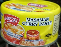 Maesri Masaman Curry Paste - Product - en
