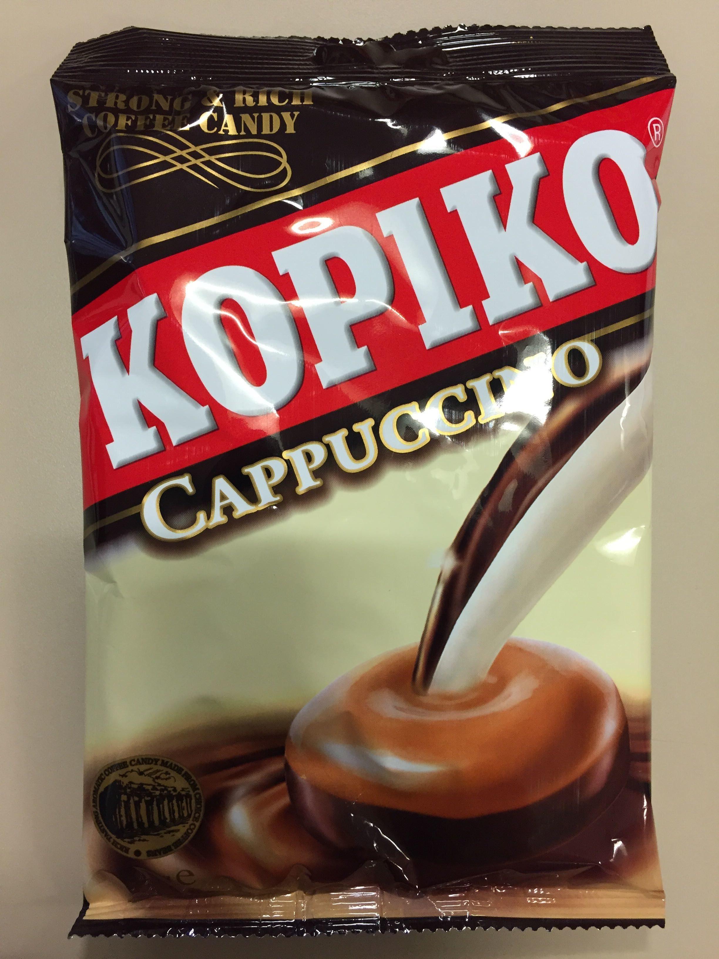 Cappuccino Candy Bag - Prodotto - ca