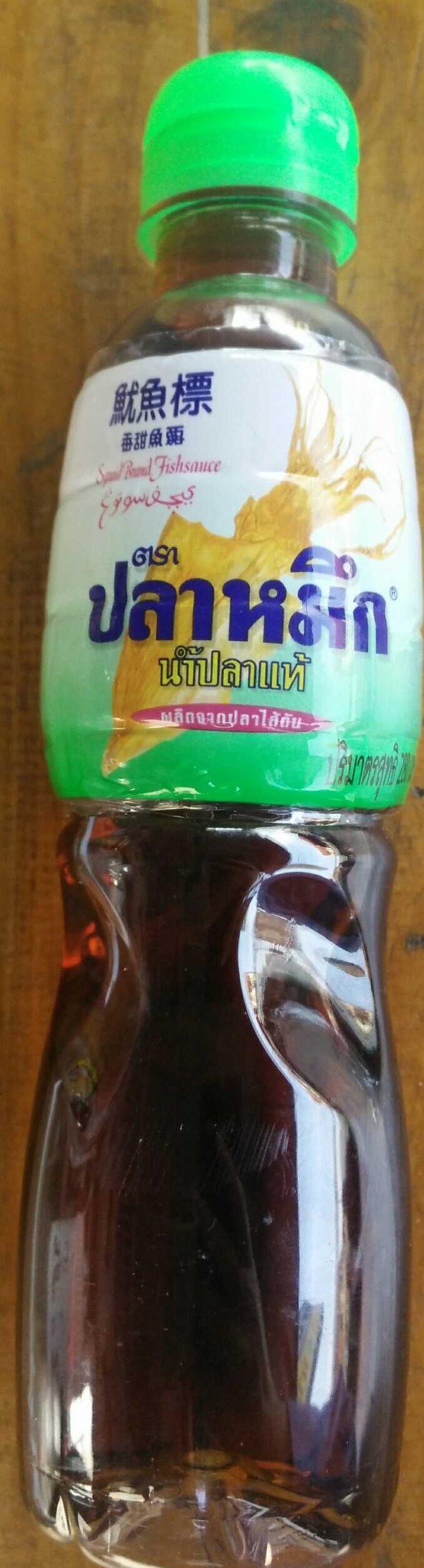 Fish sauce - Product
