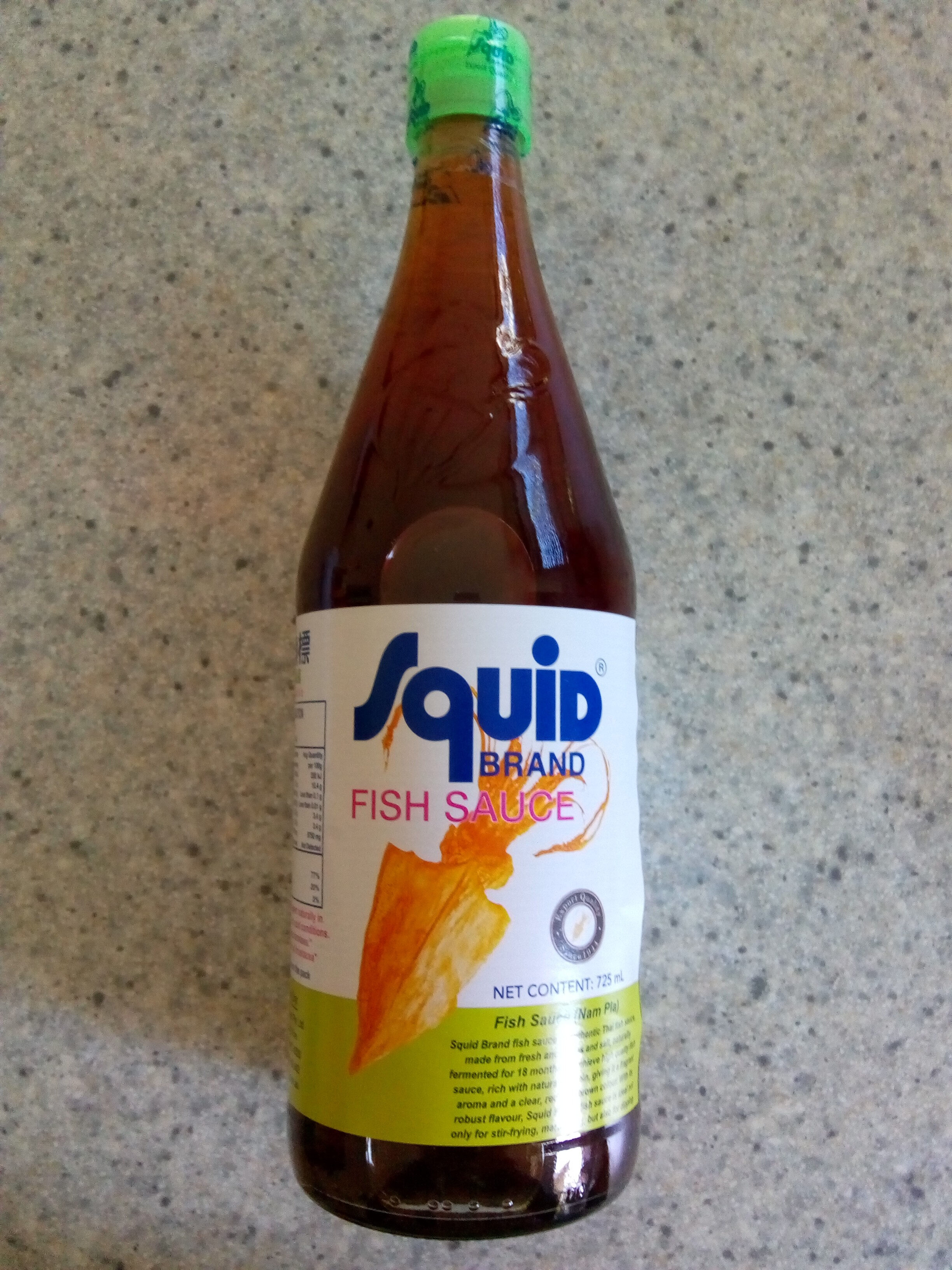 Fish Sauce - Produit - en