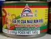 Crabes Hachés épicés Por Kwan 160G - Produit