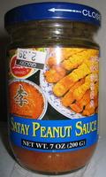 Satay Peanut Sauce - Product - en