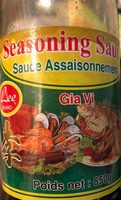 Seasoning sauce - Product - fr