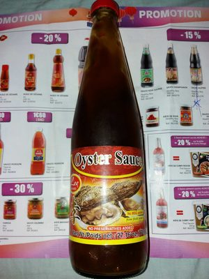 Lee, Oyster Sauce - Product