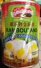 Ramboutans fourrés à l'ananas au sirop - Produit